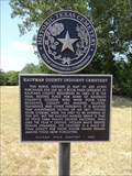 Image for Kaufman County Indigent Cemetery
