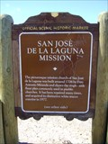 Image for San José De La Laguna Mission