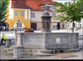 Image for Kašna na Komenského námestí / Fountain in Comenius Square - Votice (Central Bohemia)