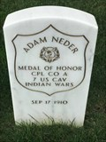 Image for Adam Neder - San Francisco National Cemetery