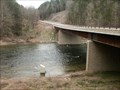 Image for Chattooga River US Route 76 Overlook, Trail Head and Access - Oconee County, SC