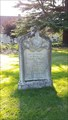 Image for Thomas Osmond, Watch / Clockmaker - St John's churchyard - Tisbury, Wiltshire