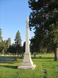 Image for Talbott Obelisk - Columbia Falls, MT