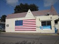 Image for American Flag Mural - Martinez, CA