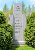 Image for Field of Honour Cenotaph - Fredericton, NB