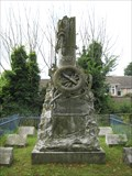 Image for Caister Lifeboat  'Beauchamp' Crew - Caister Cemetery- Norfolk