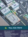 """Image for Government Center """"You are here"""" - Redwood City, CA"""