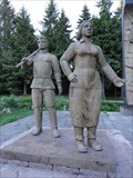 Image for Occupational Monument - Forest Workers - Oberhof, Germany, TH