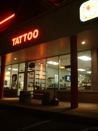 Evil mind tattoo wisconsin dells tattoo shops parlors for Tattoo shops in wisconsin