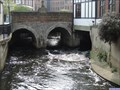 Image for OLDEST - Bridge in use in Surrey - Clattern Bridge, Kingston upon Thames, UK