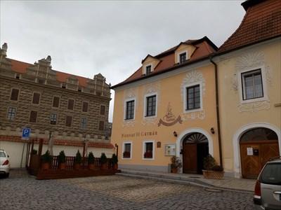 Burgher house No. 2 - Horsovsky Tyn, Czech Republic
