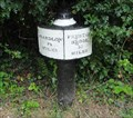Image for Trent & Mersey Canal Milepost - Whatcroft, UK