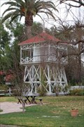 Image for Mattei's Tavern Water Tower - Los Olivos California