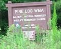 Image for Pine Log Wild Life Management Area