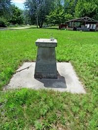 Briggs Memorial Fountain