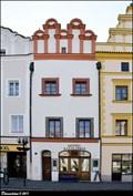 Image for Dum c.p. 58 na Pernštýnském námestí / House N° 58 in Pernstein Square - Pardubice (East Bohemia)