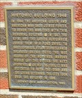 Image for Historic Building 1948 - Pleasant Hill, Mo.