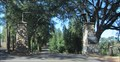 Image for Buena Vista Cemetery Arch - Murphys, CA