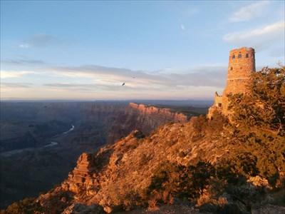Desert View Watch Tower, Grand Canyon, Arizona