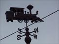 Image for Steam Engine Locomotive Weathervane - St, Augustine, FL