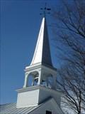 Image for Le clocher de l'église Unie-St-Paul d'Abbotsford-Québec,Canada