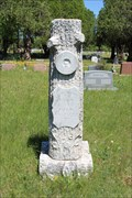 Image for J.P. Tims - Buffalo Gap Cemetery - Buffalo Gap, TX