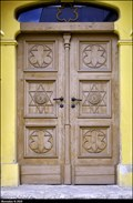 Image for Synagogue Door / Dvere synagogy - Žatec (North-West Bohemia)