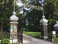 Image for Evergreen Cemetery Gates - Lynedoch, ON