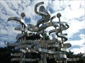 Image for Union - Kinetic Sculpture - Lake Eola Park, Orlando, Florida, USA.
