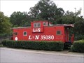 Image for L&N Caboose - Helena, Alabama, USA