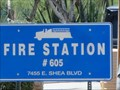 Image for Fire Station # 605 7455 E. Shea Blvd