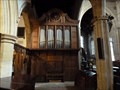 Image for Church Organ, St Helen's - Ashby-de-la-Zouch, Leicestershire