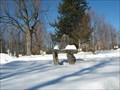 Image for Beechwood Cemetery Inukshuk - Ottawa, Ontario