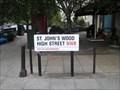 Image for St. John's Wood High Street - Westminster (London), UK