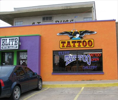 Elite Tatto Gallery - Fort Worth, Texas - Tattoo Shops/Parlors on ...