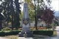 Image for Pomnik Obetem 1. svetove valky - Drnovice, Czech Republic