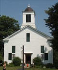 Image for OLDEST - Continuously Used Church in Maine - Frist Congregational Church - Kittery Point, ME