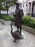 Image for Barge Master & Swan Marker - Upper Thames Street, London, UK