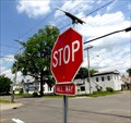 Image for Solar Stop Signs - Cortland, NY