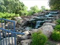 Image for Broncho Waterfall - Univ. of Central Oklahoma - Edmond, OK
