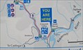 Image for Slocan Valley Rail Trail UR Here Map Number 2- South Slocan, BC