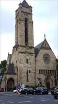 Image for Bell tower Ev. Christuskirche - Koblenz, Rheinl.-Pfalz, Germany