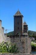 Image for Pont Valentré - Cahors, Midi-Pyrénées, France
