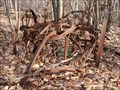 Image for abandoned planter? - Cuyahoga Valley National Park, Ohio