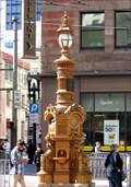 Image for Lotta's Fountain - San Francisco, CA
