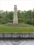 Image for Chicago Sanitary & Ship Canal, Cal-Sag Channel Confluence Lighthouse - Lemont, IL