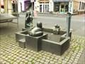 Image for Fountain at the Lindenplatz, Rheinbach - Nordrhein-Westfalen / Germany