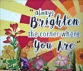Image for Always Brighten The Corner Where You Are - Graham, TX