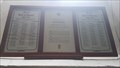Image for Combined WWI / WWII Roll of Honour - St Andrew - Scole, Norfolk