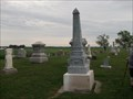 Image for Padan & Sallie Smith - Indian Creek Hill Cemetery - rural Montgomery County, IN